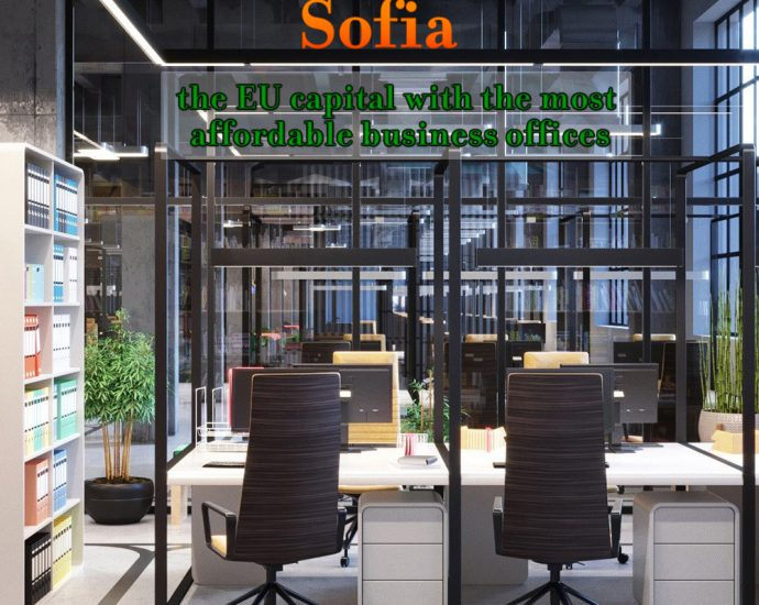 low-cost office Sofia