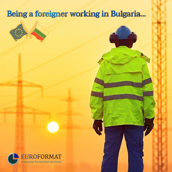 Foreign worker in Bulgaria