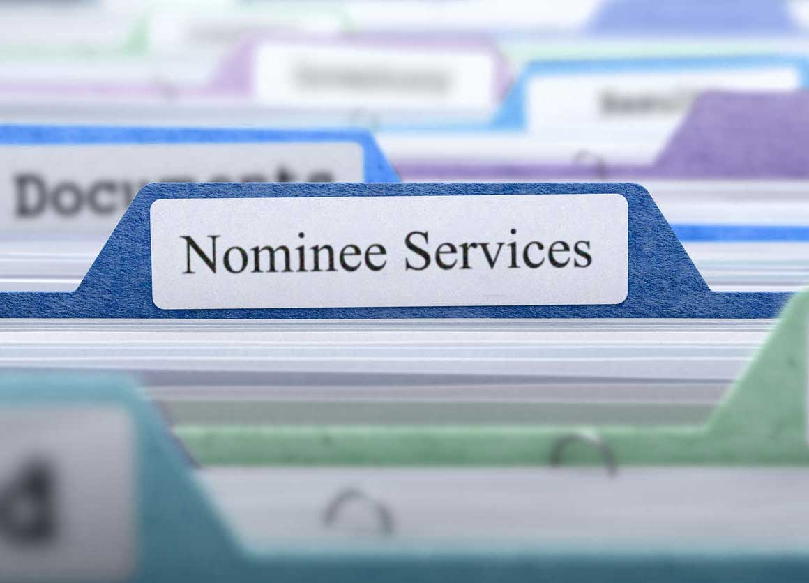 Nominee services in Bulgaria
