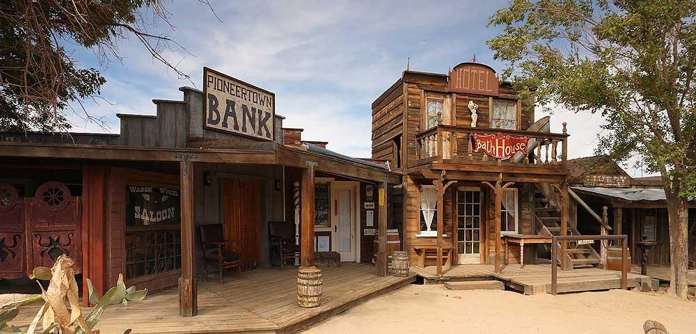 Wild West bank