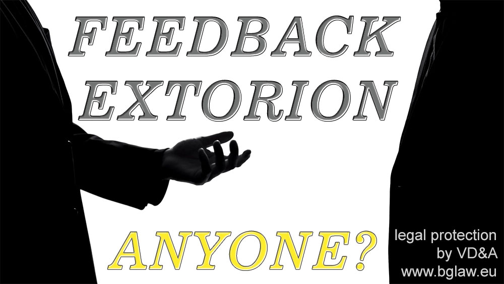protection against feedback extortion
