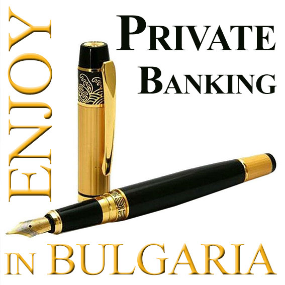 Private banking in Bulgaria